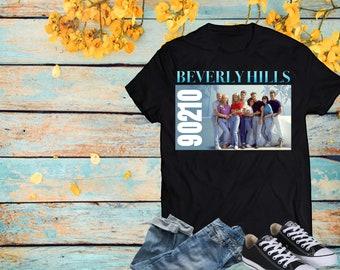 596ceffaa Luke Perry - Beverly Hills- 90210 - Tv Show - Unisex T Shirt - Soft T Shirt  -