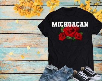 b2ceff5a Michoacan - Mexico State - Custom State - México - Unisex T Shirt - Soft T  Shirt -