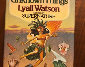 Lyall Watson Supernature Pdf