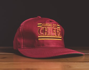 57ec57e93ad Vintage Kansas City Chiefs Snapback
