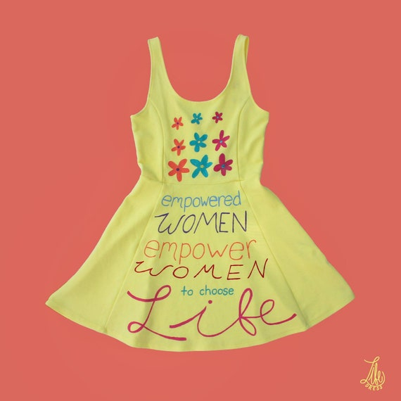 Empowered for Life Dress (S)