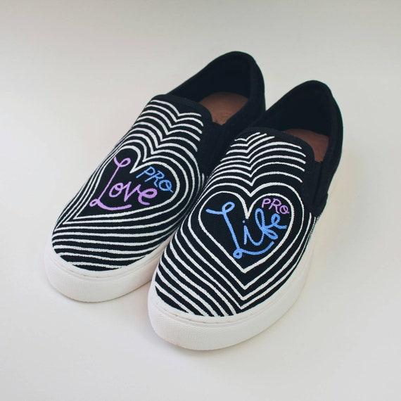Pro-Love Pro-Life Dress Shoes (8)