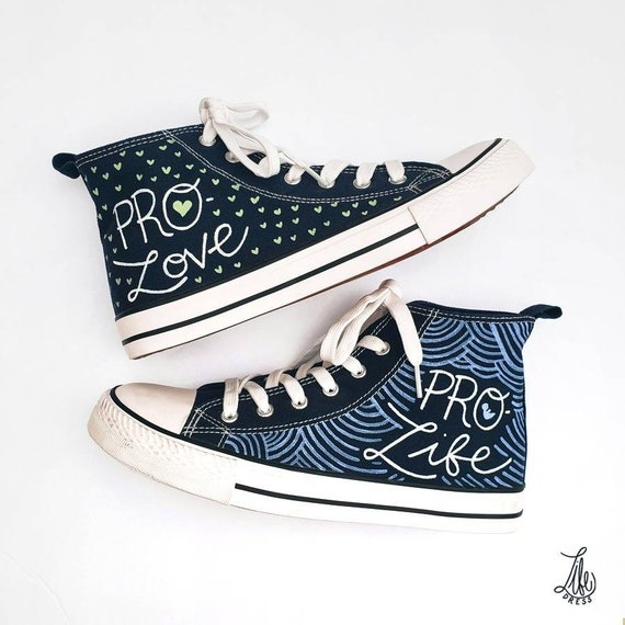 Pro-Love Pro-Life High Tops (8)
