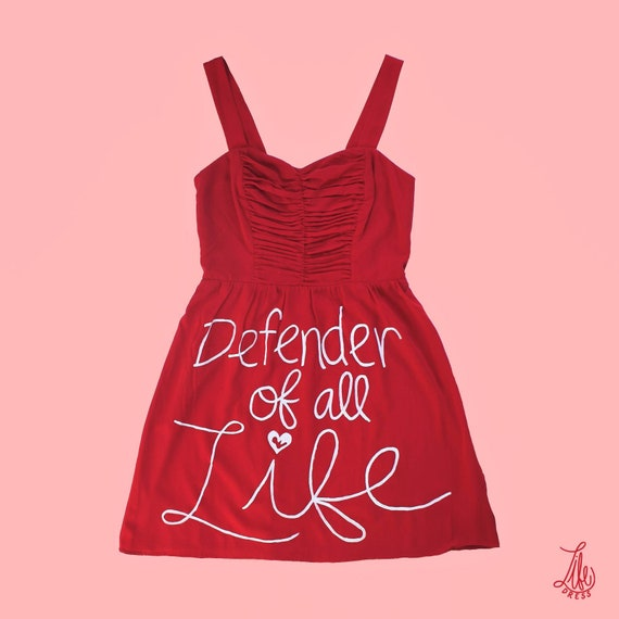 Defender of Life Dress (S)