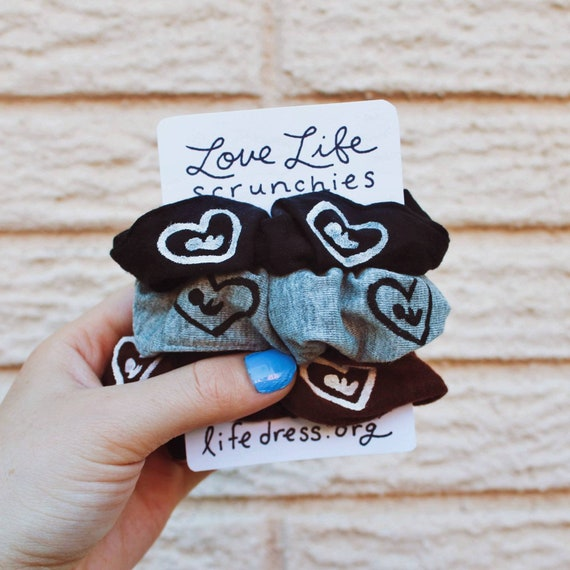 Love Life Scrunchie