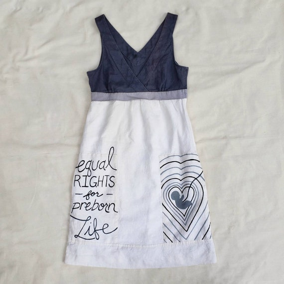 Equal Rights for Preborn Life Dress (M)
