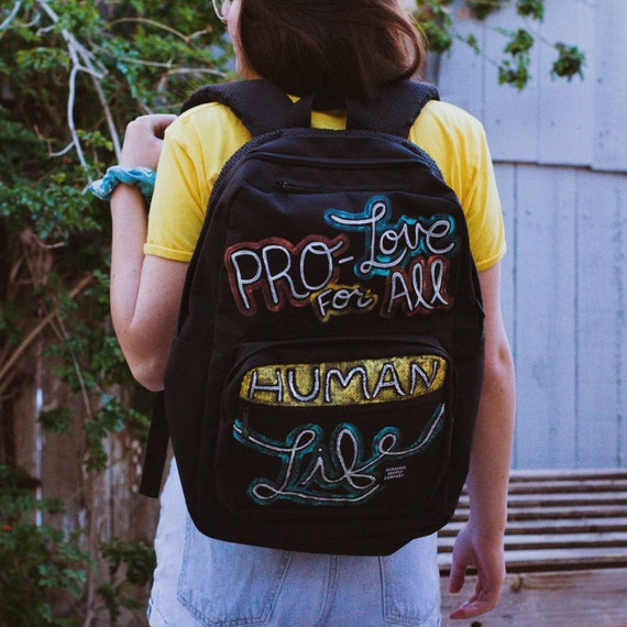 Pro-Love for Life Backpack [Custom]