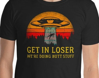 227b05d3a8090 Items similar to UFO Abduction Shirt - Alien Shirt Alien Abduction T ...
