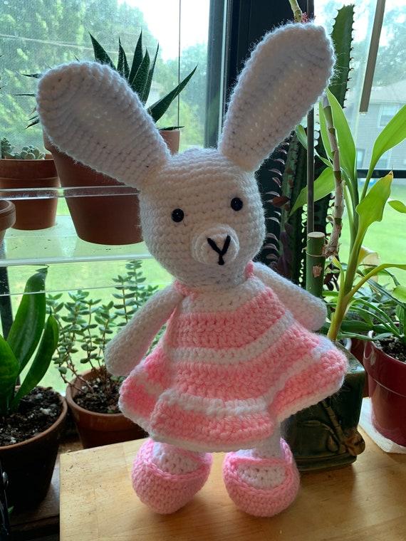 32+ Creative Bunny Crochet Pattern - crochetnstyle.com | 760x570