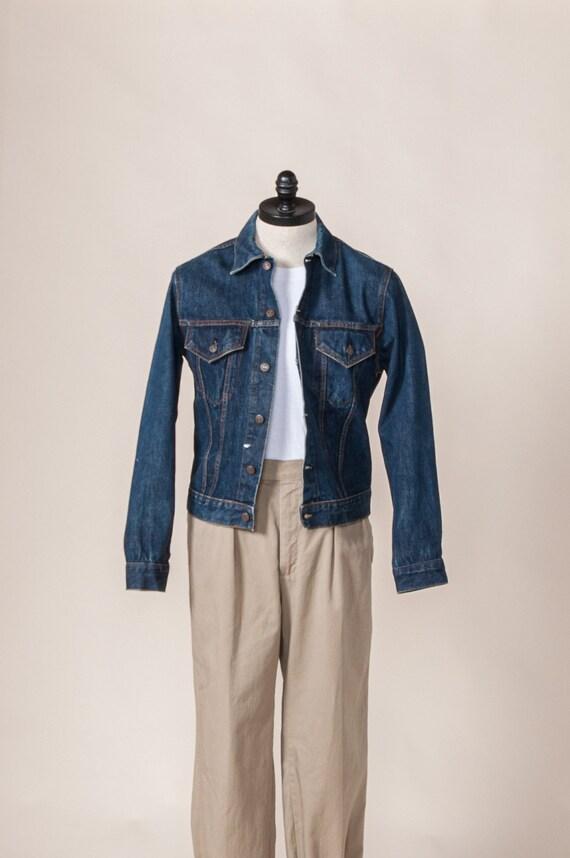 1960's Medium Levi's Big E Denim Jacket