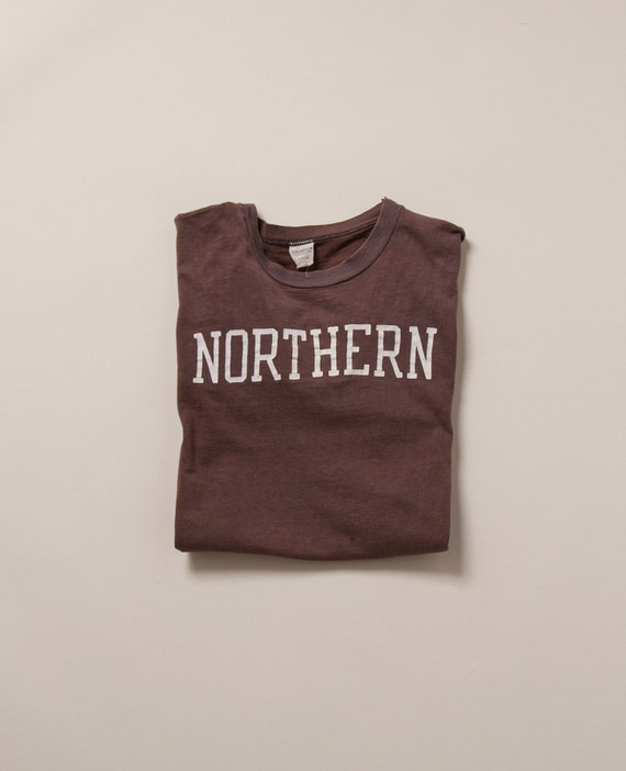 1960's S/M Northern Illinois University T-Shirt on