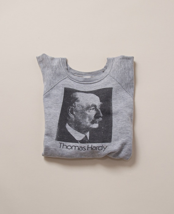 1980's Small Thomas Hardy Raglan Sweatshirt on Cha