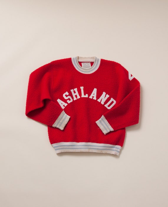 1960's X-Small Pile Fleece Pullover by Champion