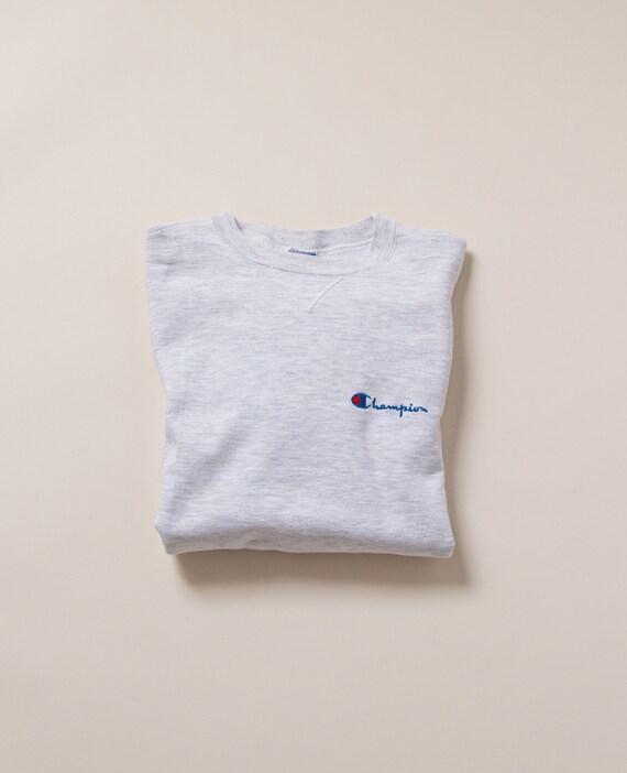 1990's Medium Spellout Crewneck Sweatshirt by Cham
