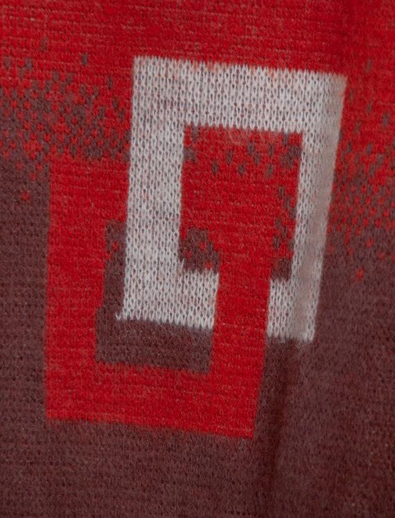 1960's Medium Orlon Crewneck Sweater by McBriar S… - image 7
