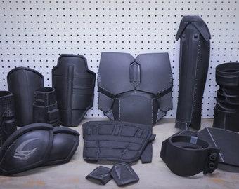 Foam Mandalorian Armor templates (Full armor)