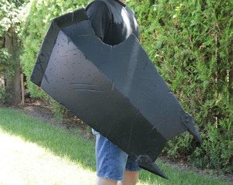 Foam Uruk-hai Shield templates