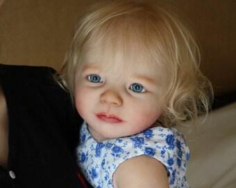Art Dolls-ooak Emma Line Dolls & Bears Shop For Cheap Reborn Toddler