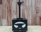 Diamondback Ironworks Series 1 Single Burner Gas Forge Blacksmith Knifemaking Propane