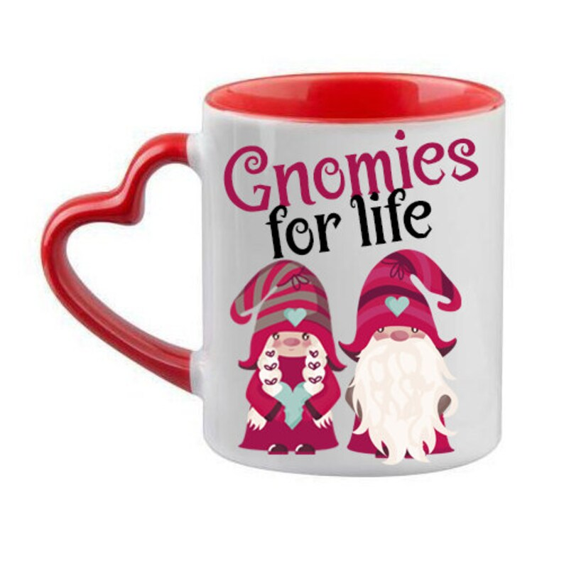Gnomies for Life Mug image 0