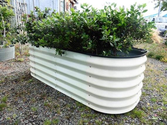 Outdoor Garden Herb Planters Diy Raised, Raised Garden Bed Planter Diy