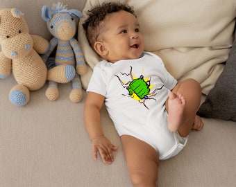 Hulk Fist Cute Adorable Baby Boy Onesie® - Great Gifts for Baby