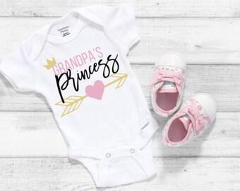 Princess in Training Onesie\u00ae glitter Onesie\u00ae baby clothes royalty baby Onesie\u00ae take home outfit baby girl Onesie\u00ae princess Onesie\u00ae