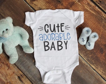 Cute Adorable Unisex Baby Onesie® - Perfect Gift For Babies