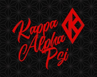 Kappa Alpha Psi World Famous Greek Crest Medalist Pullover