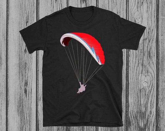 choose color skydiving sticker sky diving skydive parachute flying cool decal
