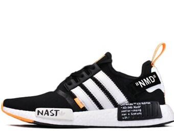 c4b15892fa4c6 Off-White x Adidas NMD s  NASTY
