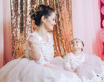 6a252b60191c2 Mother daughter matching dress   Etsy