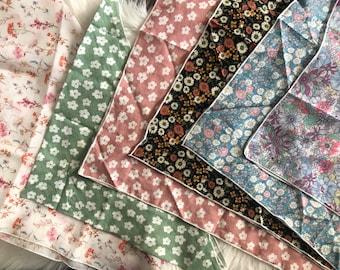 Floral Bandana Collection