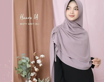e2823911e16 Hanura 1A Instant Hijab Shawl Scarf Muslim Women Girl