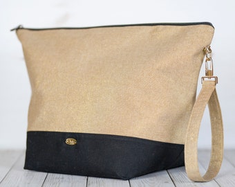 Large Zippered Bag