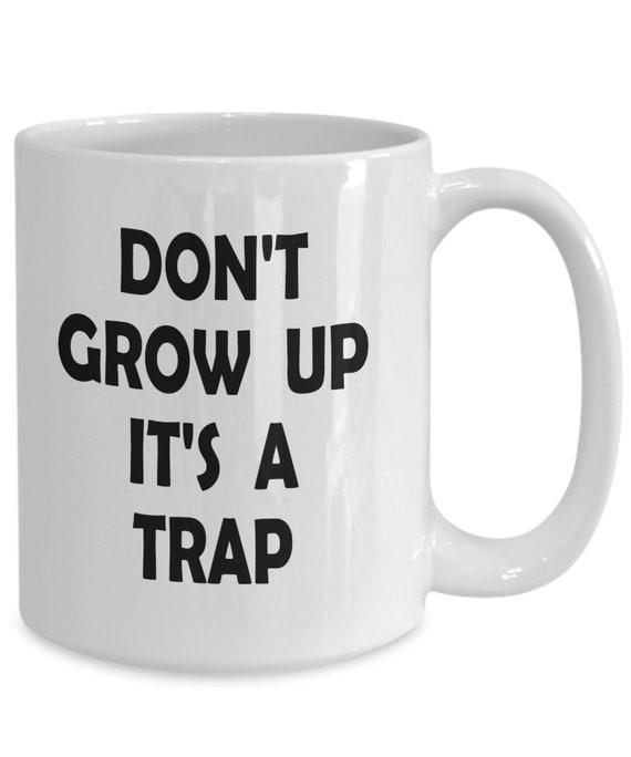 I/'M NOT SHORT I/'M A HOBBIT QUOTE Coffee Tea Mugs Mug Cup Gift Present
