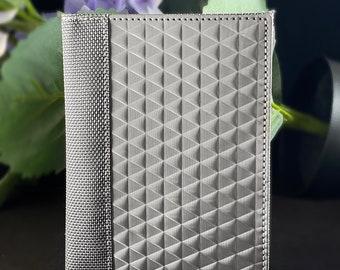 Stewart Stand Stainless Steel RFID Protection Passport Holder