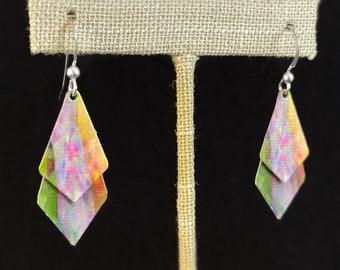 Handmade Nickel Free Lightweight Earrings, Made in USA, Hypoallergenic