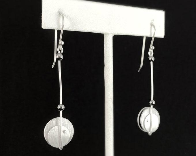 Handmade Aluminum Earrings, Hypoallergenic Lightweight - JR Franco Jewelry