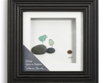 Once Upon a Pebble, Sharon Nowlan Pebble Art