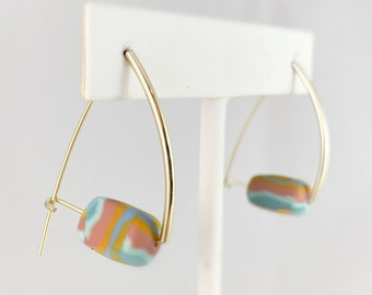 Polymer Clay Handmade Earrings