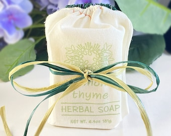 Soap and Soap Lift Gift Set - Handmade in the USA - 4 Different Scents