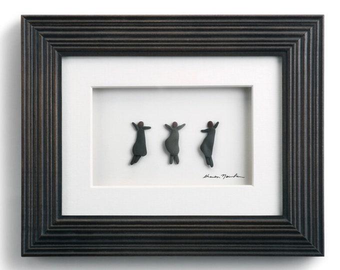 Celebrate Life, Sharon Nowlan Pebble Art