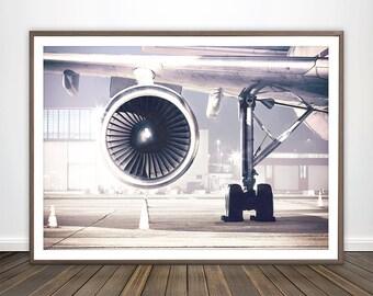 Aviation art | Etsy
