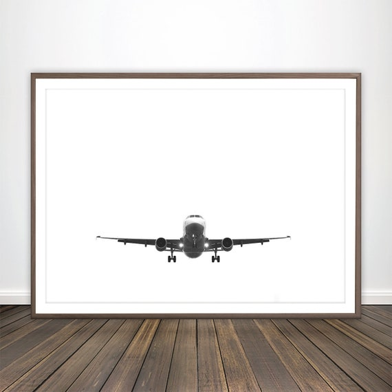 photograph about Airplane Printable identify Aircraft Print Aircraft Poster Drive Print Aviation Decor Aircraft Print Artwork Minimalist Printable Wall Artwork Scandinavian Print Aircraft Picture