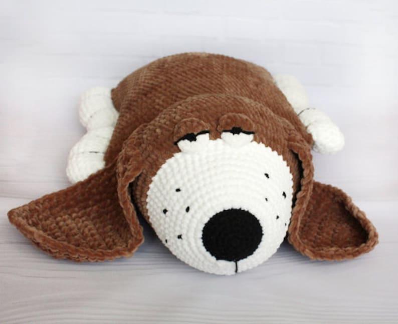 Basic Dog Amigurumi Crochet Free Pattern – Free Amigurumi Crochet | 647x794