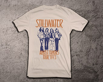 Stillwater. Almost Famous. Limited Edition Shirt.
