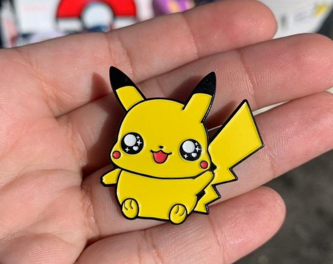 Pikachu Pin - Enamel Pin / Lapel Pin