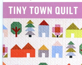 Tiny Town Quilt Pattern