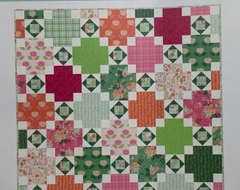 Rose Terrace Quilt Kit
